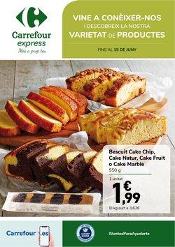 Catálogo Carrefour Express ( Caduca hoy)