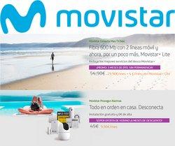 Ofertas de Movistar en el catálogo de Movistar ( Caducado)