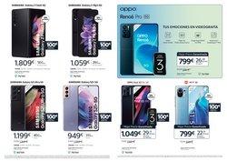 Ofertas de Samsung en el catálogo de Movistar ( 10 días más)