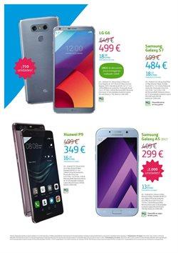 Ofertas de Samsung Galaxy  en el folleto de Movistar en Valencia