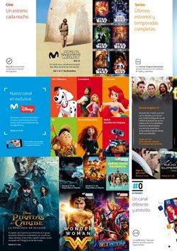Ofertas de Películas infantiles  en el folleto de Movistar en León
