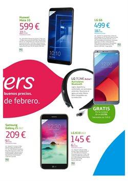 Ofertas de Auriculares bluetooth  en el folleto de Movistar en Madrid