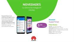 Ofertas de Smartphones Huawei  en el folleto de Movistar en Madrid