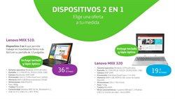 Ofertas de Lenovo  en el folleto de Movistar en Alcalá de Henares