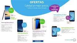 Ofertas de Samsung Galaxy S8  en el folleto de Movistar en Madrid