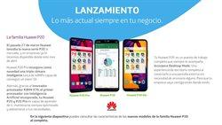 Ofertas de Smartphones Huawei  en el folleto de Movistar en Vecindario