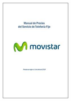 Ofertas de Movistar  en el folleto de Madrid