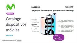 Ofertas de Movistar  en el folleto de Alicante