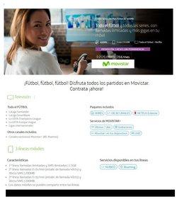 Ofertas de Movistar  en el folleto de Osuna
