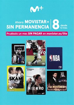 Catálogo Movistar en Cádiz ( 28 días más )