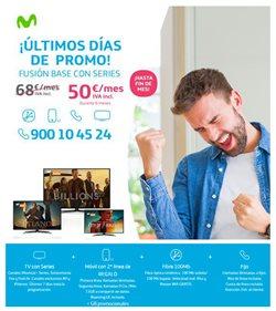 Catálogo Movistar en San Juan de Aznalfarache ( Caduca hoy )