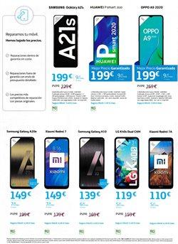 Ofertas de Smartphones Xiaomi en Movistar