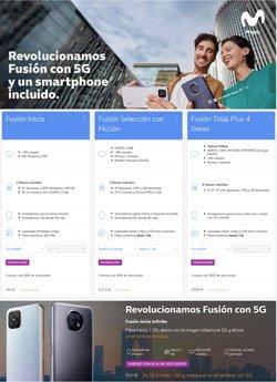 Ofertas de smartphones en el catálogo de Movistar ( 11 días más)