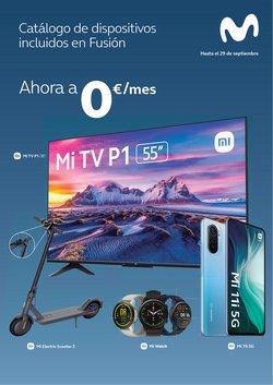 Ofertas de Informática y Electrónica en el catálogo de Movistar ( 13 días más)