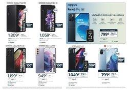 Ofertas de Samsung en el catálogo de Movistar ( 11 días más)