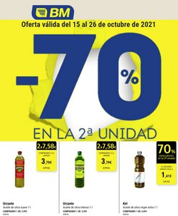 Catálogo BM Supermercados ( 9 días más)