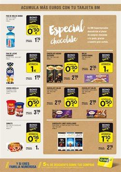 Ofertas de Nocilla  en el folleto de BM Supermercados en Madrid