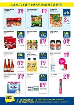 Ofertas de Amstel  en el folleto de BM Supermercados en Madrid