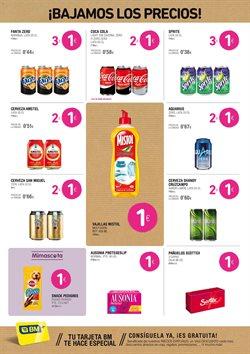 Ofertas de San Miguel  en el folleto de BM Supermercados en Madrid
