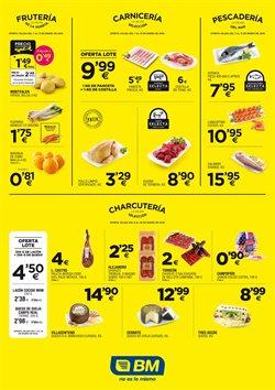 Ofertas de Queso manchego  en el folleto de BM Supermercados en Madrid
