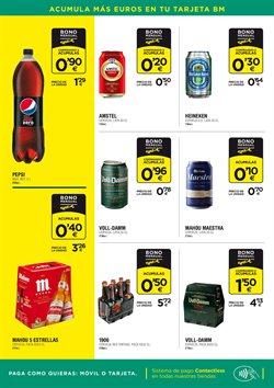 Ofertas de Heineken  en el folleto de BM Supermercados en Madrid