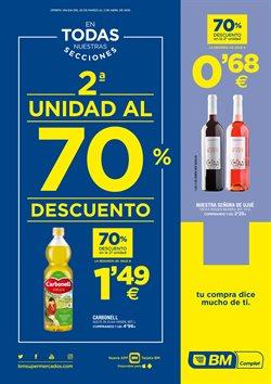 Ofertas de BM Supermercados  en el folleto de Bilbao