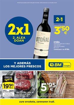 Ofertas de BM Supermercados  en el folleto de Pamplona