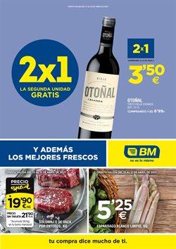 Ofertas de BM Supermercados  en el folleto de Madrid