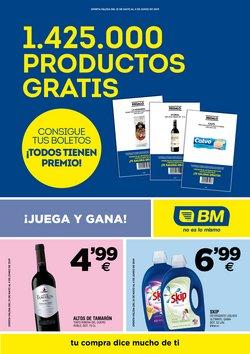 Ofertas de BM Supermercados  en el folleto de San Sebastián de los Reyes