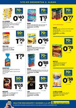 Ofertas de Cola Cao  en el folleto de BM Supermercados en Bilbao