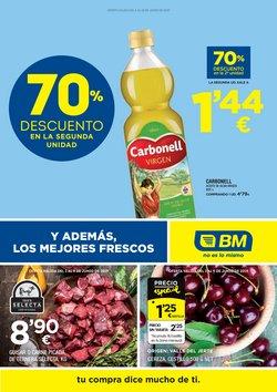 Ofertas de BM Supermercados  en el folleto de Rivas-Vaciamadrid