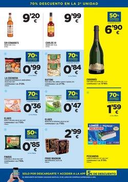 Ofertas de Vino crianza  en el folleto de BM Supermercados en Madrid