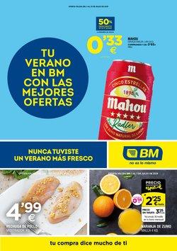 Ofertas de BM Supermercados  en el folleto de Moralzarzal