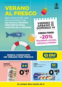 Ofertas de BM Supermercados  en el folleto de Torrelodones