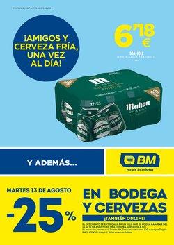 Ofertas de BM Supermercados  en el folleto de Fuenlabrada