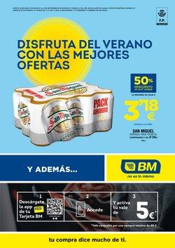 Ofertas de BM Supermercados  en el folleto de Camargo