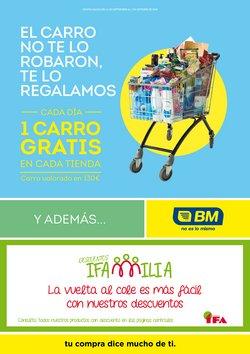 Ofertas de BM Supermercados  en el folleto de Arenas de San Pedro