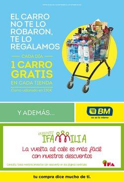 Ofertas de BM Supermercados  en el folleto de Tudela