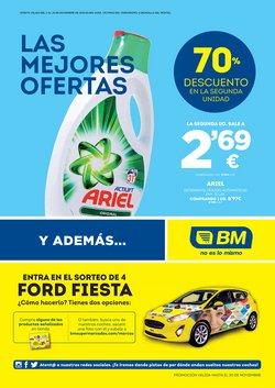 Ofertas de BM Supermercados  en el folleto de Hoyo de Manzanares