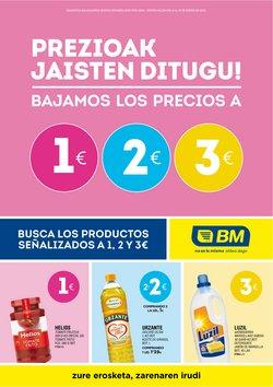 Ofertas de BM Supermercados  en el folleto de Getxo