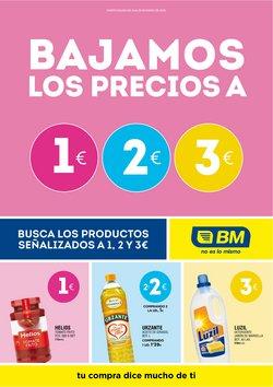 Ofertas de BM Supermercados  en el folleto de Santander