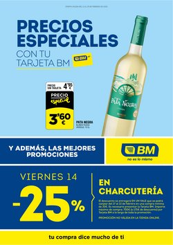 Catálogo BM Supermercados en Arganda del Rey ( 3 días publicado )