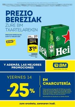 Catálogo BM Supermercados en Barakaldo ( 8 días más )