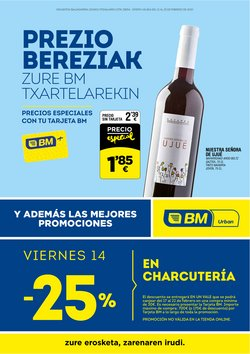 Catálogo BM Supermercados en Barañain ( Caduca mañana )
