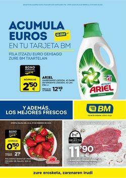 Catálogo BM Supermercados en Pamplona ( 2 días publicado )