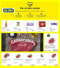 Catálogo BM Supermercados ( 3 días publicado )