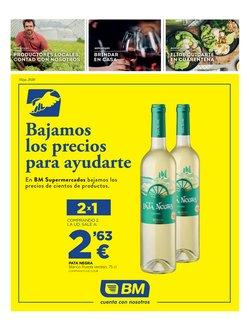 Catálogo BM Supermercados en Logroño ( 6 días más )