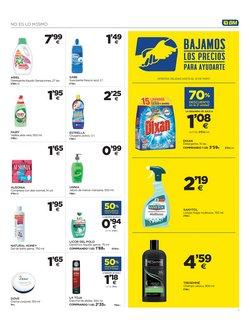 Ofertas de Detergente en polvo en BM Supermercados