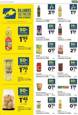 Ofertas de Hellmann's en BM Supermercados