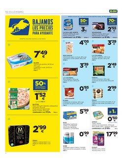 Ofertas de Lasaña en BM Supermercados